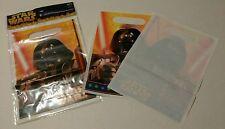 NIP 8 Star Wars Darth Vader Treat Sacks Birthday Party Express Loot Bag 1FBG230