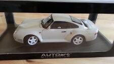 Autoart Porsche 959, white 1:18