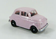 Fiat 500 hellrosa IMU 1:87 H0 ohne OVP [KE1-C6]