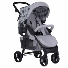 My Babiie MB30 Baby Pushchair - Samantha Faiers Dreamiie Geometric Monochrome