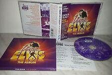 CD VIVA ELVIS PRESLEY THE ALBUM - SICP 2948 - JAPAN
