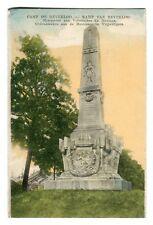 CPA-Carte postale- Belgique  - Camps de Beverloo - Monument - 1935 (CP201)