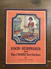 Food Surprises From The Mirro Test Kitchen