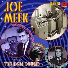 Joe Meek - Twangy Guitars Reverb [New CD] UK - Import