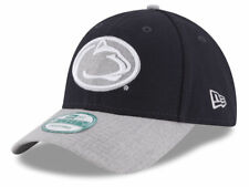 Penn State Nittany Lions New Era NCAA Heathered 9FORTY Cap, Adjustable Strap