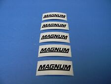 MAGNUM DECAL FOR STIHL CHAINSAW 046 MS440 066 MS660 BR600 0000-967-1593 SET OF 5