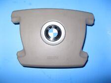 06 07 08 OEM BMW 750i 760 Driver Steering Wheel Air Bag Airbag Tan Nice Used Con