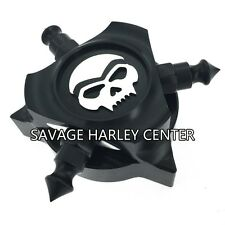 Harley Oil Filler Cap Meatal cover Touring Electra Street glide 07-16 parts
