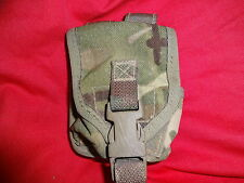 British Army Osprey MK4 A.P. Grenade Pouch - MTP - Grade 2 - VERY WORN - AP