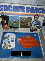Vintage 1974 Chad Valley Soccer Coach Projector Set complete with instructions