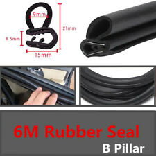 6M B-Pillar Noise Isolation Dustproof Seal Noise Rubber Seal Sealing Strips