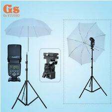 "Yongnuo YN-560 IV Flash Speedlite + Light Stand + Bracket B + 33"" Umbrella"