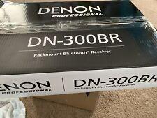 Denon Professional DN-300BR Rackmount Bluetooth Receiver