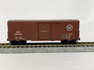 Kadee® Micro-Trains® (KMT) #24190 - Missouri Pacific #128730 - 40' PS-1 Boxcar