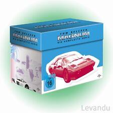 DVD-Box MAGNUM - DIE KOMPLETTE SERIE (Staffel 1-8) - 44 DVD's NEU+OVP