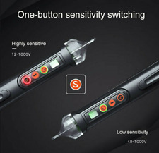 AC DC Voltage Test Pencil 12V/48V-1000V Voltage Electric Compact Pen