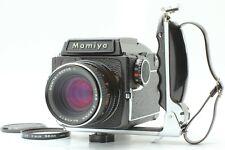 【EXC+5】 Mamiya M645  Waist Level Finder + Sekor C 80mm f/2.8 From Japan  #310