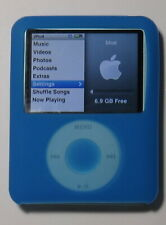 Apple iPod Nano 3rd Generation Blue, 8GB NEW BATTERY,