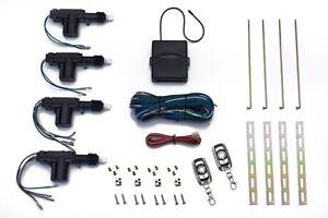 ZV Universal Zentralverriegelung Stellmotor Funkfernbedienung FFB Fernbedienung/
