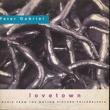 PETER GABRIEL CD SINGLE AUSTRIA LOVETOWN