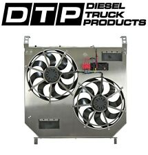 Flex-a-lite Dual Electric Fans Ford Powerstroke Diesel 6.0L 03-07 #275