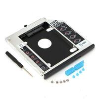 SATA 2nd HDD Hard Drive Bay Caddy 12.7mm For Lenovo Thinkpad R400 T520 W520