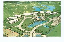 Chrome Postcard,Doral Hotel and Country Club,Miami,Florida