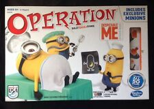 Operation Despicable Me 2 Kids Family Fun Night Silly Minion Skill Game