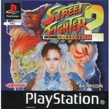 Jeux Street Fighter Collection 2 Playstation 1