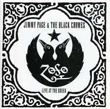 The Black Crowes, Jimmy Page & Black Crowes - Live at the Greek [New CD]