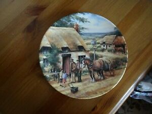 """Royal Doulton Country Inns Collection """"The Blacksmiths Arms"""""""