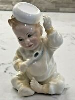 """Vintage Royal Doulton Figurine """"What Fun""""  HN 3364  Issued 1992  RARE & HTF"""