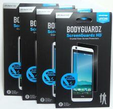 Lot of (4) Bodyguardz HD Screen Protector FOR HTC Desire 626 - 2pk