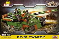 COBI PT-91 Twardy (2612) - 535 elem. - Polish modern MBT (T-72 upgrade)