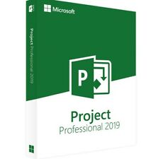 MS Project 2019 Professional 32/64 bit. Product Key+Download Link Instant