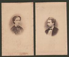 Luigi I di Braganza (1838-1883) re del Portogallo+ MariaPia di Savoia (1847-1911