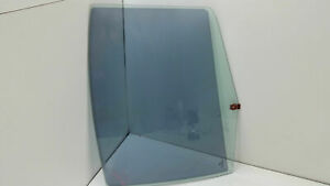 01-05 BMW E46 323i 325i 330i Rear Left Driver Window Glass OEM