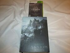 The Elder Scrolls: Skyrim Bundle with Fold Out Map for Xbox 360