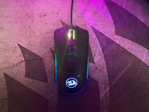 Redragon M711 Cobra Gaming Mouse - Black