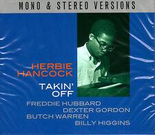HERBIE HANCOCK - TAKIN' OFF....  NEW SEALED 2x CD