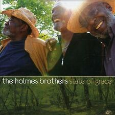 The Holmes Brothers - State of Grace [New CD]