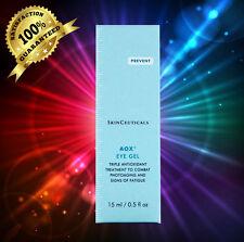 SkinCeuticals AOX+ Eye Gel 0.5oz/15ml New In Box SEALED EXP 2/18