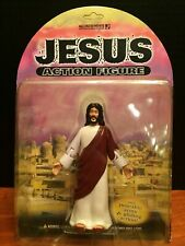 Accoutrements Jesus Action Figure 2001 Rare New Factory Sealed