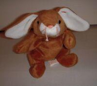 """Ty Beanie Baby """"Ears"""" The Rabbit - DOB: 4-18-95 - NWT"""