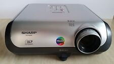 SHARP PG-F320W DLP PROJECTOR NOTEVISION (POWER CHORD INCLUDED)