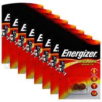 16 x Energizer Alkaline LR44 A76 batteries 1.5V AG13 303 357 L1154 SR44