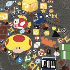 Nintendo Universe Super Mario World Art Print 1-UP Mushroom Licensed Exclusive