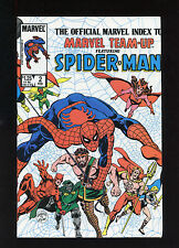 Lot of 15 MARVEL TEAM-UP with SPIDER-MAN Comics. Range #126-150. VF(8).
