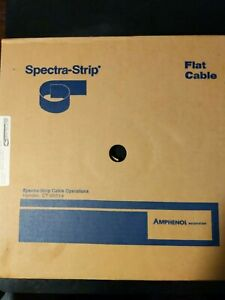 New Amphenol Specta Strip 111-1801-010 Flat Cable
