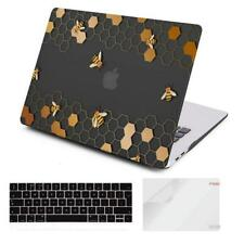 iCasso MacBook Pro 13 Case 2016-2019 Release A2159 A1989 A1706 Honeycomb